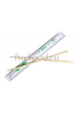 Палочки бамбуковые одноразовые для еды в инд.уп. 3000шт  一次性竹筷子