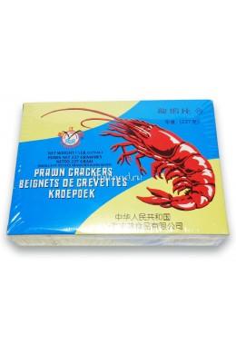 КРЕВЕТОЧНЫЕ ЧИПСЫ (PRAWN CRACKERS) 227г  龙虾片