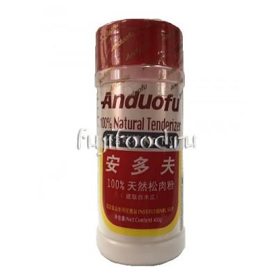 """Размягчитель для мясо """"ANDUOFU"""" 366г  安多夫松肉粉"""
