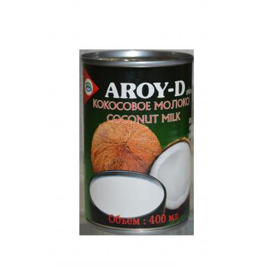 КОКОСОВОЕ МОЛОКО (COCONUT MILK AROY-D) 400г  椰浆