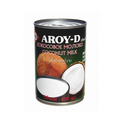 Кокосовое молоко (COCONUT MILK AROY-D) 400мл  椰浆