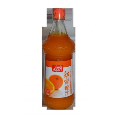 КОНЦЕНТРАТ АПЕЛЬСИНОВОГО СОКА (JINGBA) 840мл  劲霸浓缩橙汁