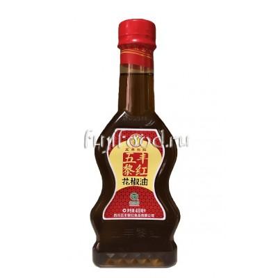 МАСЛО ДУШИСТОГО ПЕРЦА 400 мл  黎红花椒油