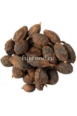 Орех Цаогу (ЦАУХУА) кардамон черный 1кг  草果