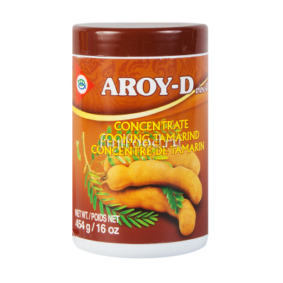 "Паста из тамаринда ""AROY-D"" 454г  罗望子汁"