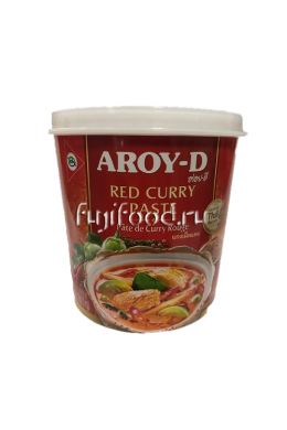 "Паста Карри красная ""AROY-D"" (RED CURRY PASTE) 1кг  红咖喱酱"