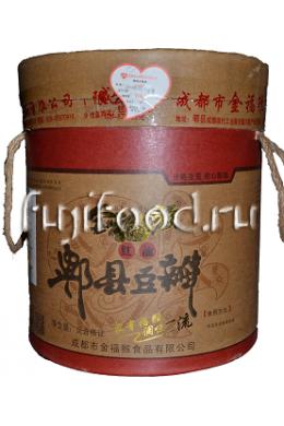 Паста соевая острая ТАБАНДЖАН 10кг / бочка  金福猴豆瓣酱