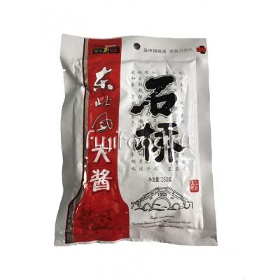 Паста соевая соленая МИСО 150г  石桥大酱