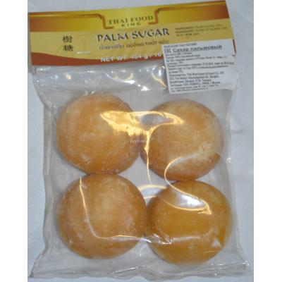 Сахар пальмовый (PALM SUGAR THAI FOOD KING) 454г   椰糖