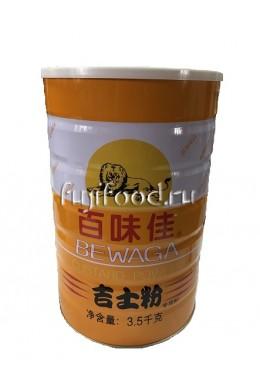 Смесь для кондитерских изделий BEWAGA ванильная мука (CUSTARD POWDER) 3,5кг  百味佳吉士粉