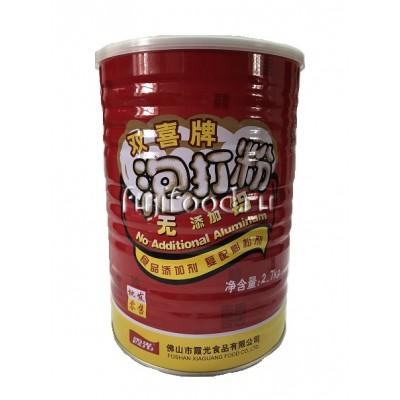 Разрыхлитель для выпечки PODAFN (BAKING POWDER) 2,7 кг  双喜泡打粉