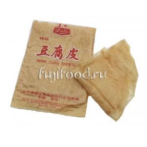 Соевая бумага для спринг роллов 200г  腐皮