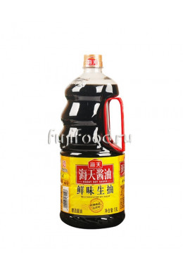 Соевый соус Хадай (DELICIOUS SUPERIOR LIGHT SOY SAUCE HADAY) 1,9л  海天鲜味生抽