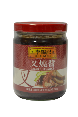 "Соус Чарсью Барбекю Ликумки (CHAR SIU SAUCE ""CHINESE BARBECUE MARINADE"" LEE KUM KEE) 240г  李錦記叉烧酱"