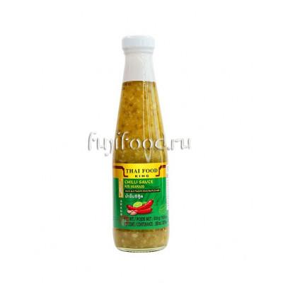 Соус чили для морепродуктов (CHILLI SAUCE SEAFOOD) THAI FOOD KING 310г