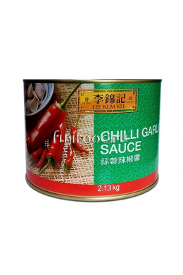 "Соус Чили Гарлик ""CHILI GARLIC SAUCE LEE KUM KEE"" 2,13кг  李錦記蒜蓉辣椒酱"
