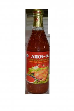 """Соус Чили сладкий для курицы """"AROY-D"""" (SWEET CHILI SAUCE FOR CHICKEN) 920г  甜辣鸡酱"""