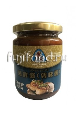 "Соус Хойсин (HOISIN SAUCE ANGEL BRAND ""WOH HUP"") МАЛАЙЗИЯ 265г 仙女牌海鲜酱"
