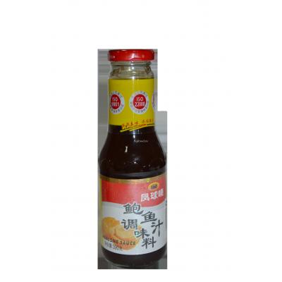 Соус из Абалона морские ушки (ABALONE SAUCE) 390г  风球麦鲍魚汁