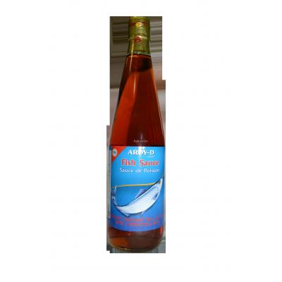 """Рыбный соус """"AROY-D"""" (FISH SAUCE) 700мл  泰国鱼露"""