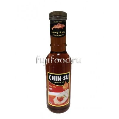 Соус рыбный CHIN-SU (ВЬЕТНАМ) 500мл/стекло 越南鱼露