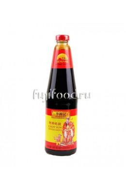 Соус Устричный Ликумки (OYSTER SAUCE CHOY SUN) 907г  李錦記财神蚝油