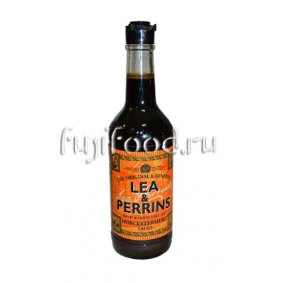 Соус Ворчестерский (WORCESTERSHIRE SAUCE LEA & PERRINS) 290мл  李派林急汁