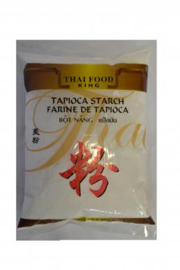 """Тапиока, крахмал """"THAI FOOD KING"""" (TAPICA STARCH) 400г"""